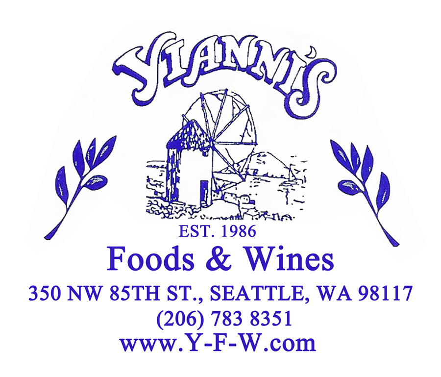 Yianni's Foods and Wines